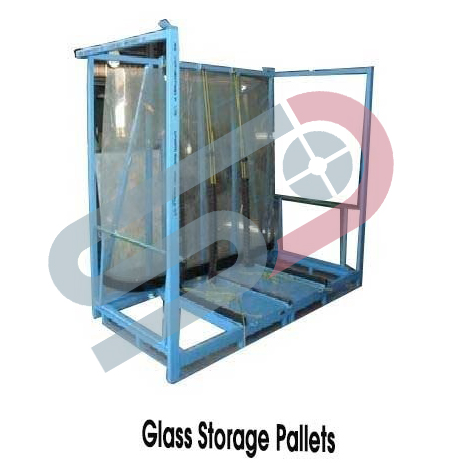 Glass Storage Pallets Image