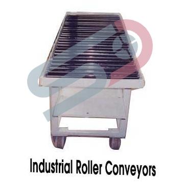 Industrial Roller Conveyors Image