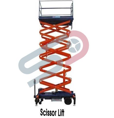 Scissor Lift Image